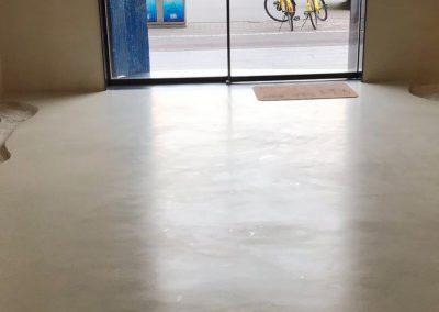 Shanghai Office: resin floor